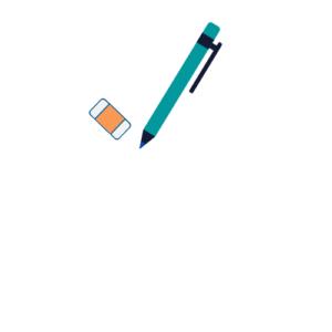 Ручки стираемые, пиши-стирай
